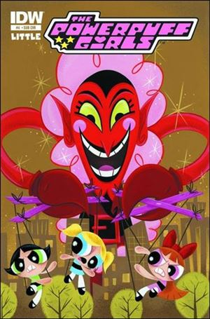 Powerpuff Girls (2013) 4-B
