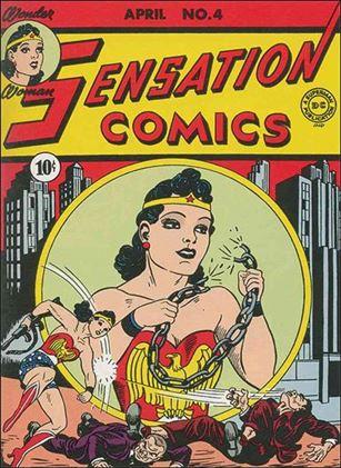 Sensation Comics (1942) 4-A