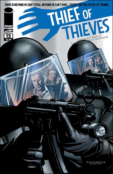 Thief of Thieves 12-A by Skybound Entertainment
