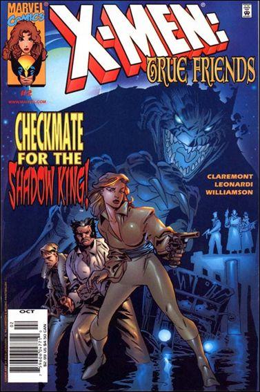 X-Men: True Friends 2-A by Marvel