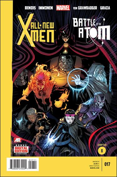 All-New X-Men (2013) 17-A by Marvel