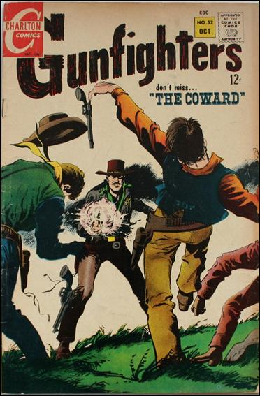 Gunfighters (1966) 52-A by Charlton