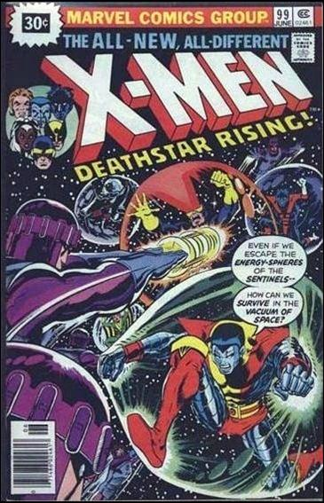 X-Men (1963) 99-B by Marvel