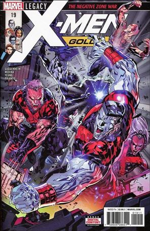 X-Men: Gold 19-A