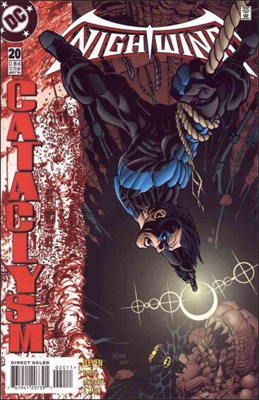 Nightwing (1996) 20-A by DC