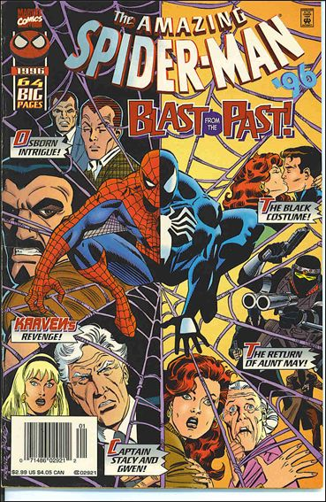 Amazing Spider-Man Annual '1996'-B by Marvel
