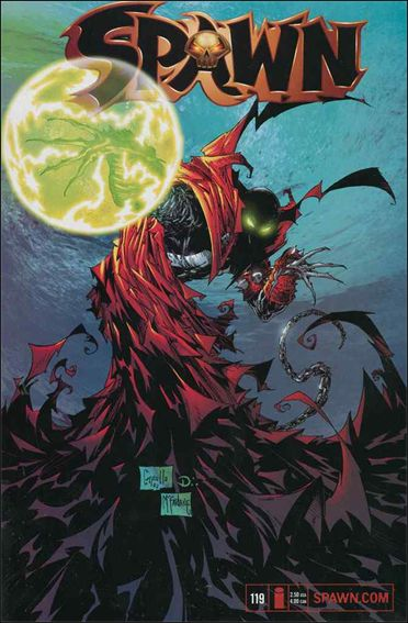 Spawn 119-A by Image