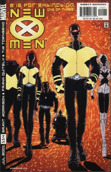 New X-Men (2001) 114-A by Marvel