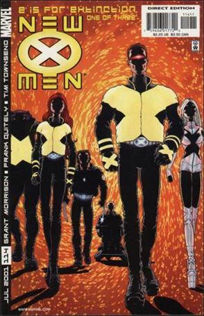 New X-Men (2001) 114-A