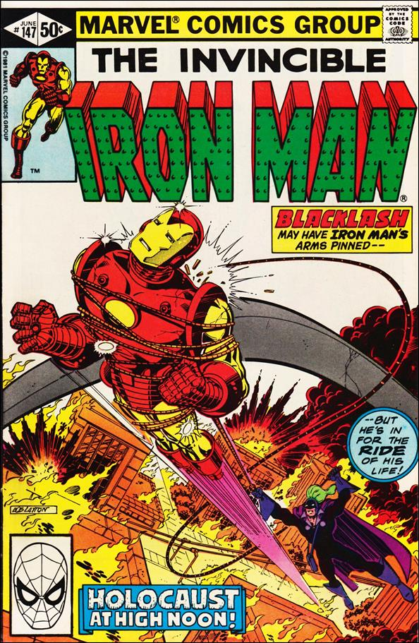 Iron Man (1968) 147-A by Marvel
