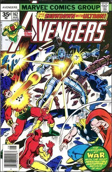 Avengers (1963) 162-B by Marvel