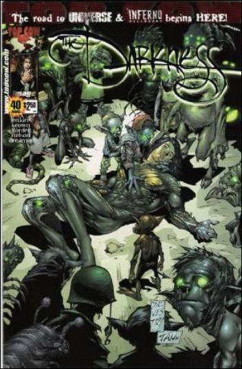 Darkness (1996) 40-D by Top Cow