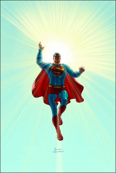 Absolute All-Star Superman 1-A by DC
