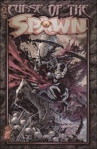 Curse of the Spawn 2-A by Image