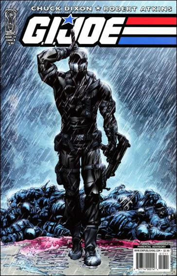 G.I. Joe (2008) 17-B by IDW