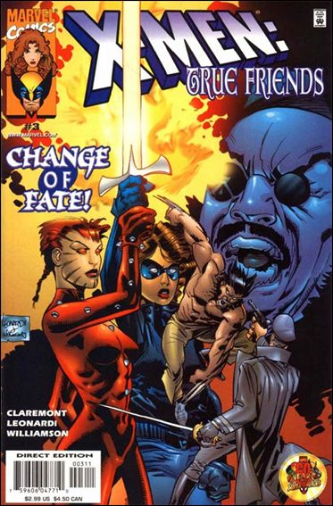 X-Men: True Friends 3-A by Marvel