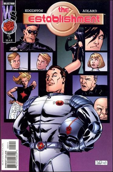 Establishment 5-A by WildStorm