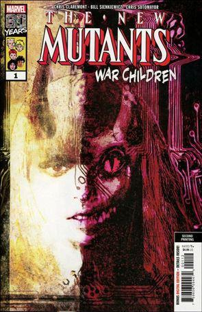 New Mutants: War Children 1-D
