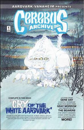 Cerebus Archives 1-A
