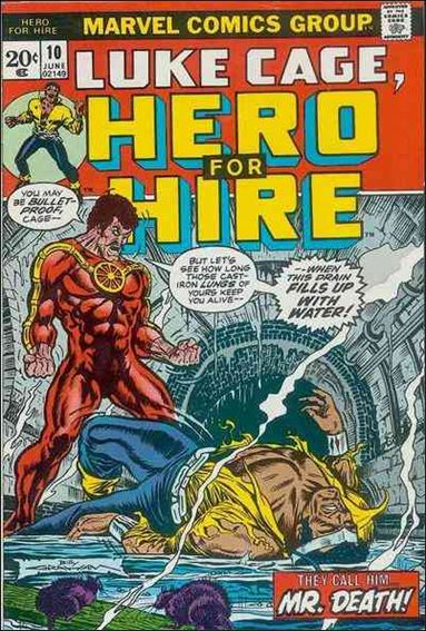 Hero for Hire 10-A by Marvel