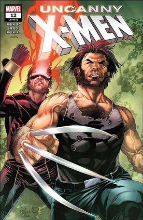 Uncanny X-Men (2019) 12-A