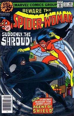 Spider-Woman (1978) 13-A