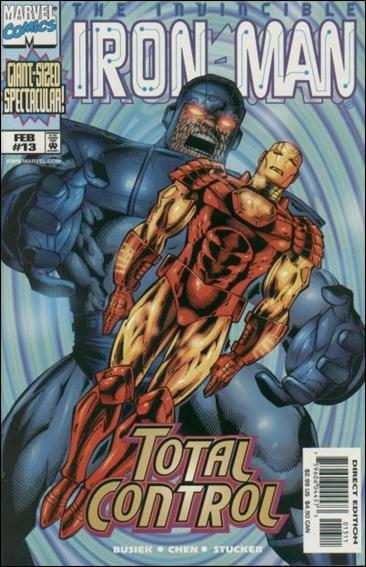 Iron Man (1998) 13-A by Marvel