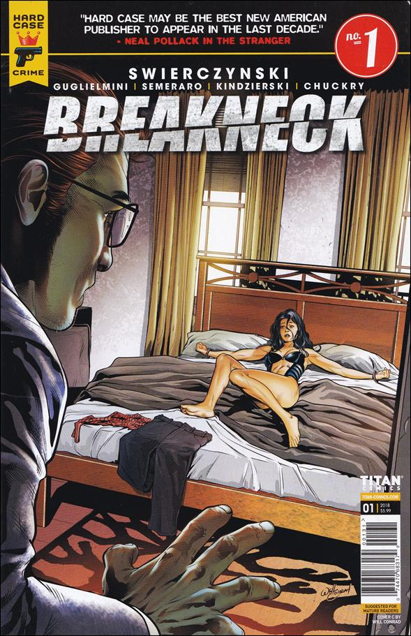 Breakneck (2018) 1-C by Hard Case Crime