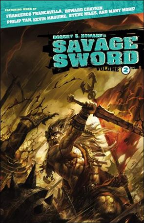 Robert E. Howard's Savage Sword 2-A