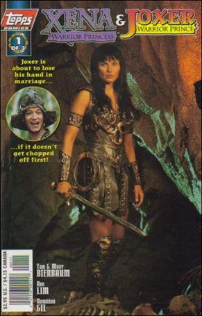 Xena: Warrior Princess/Joxer: Warrior Prince 1-A