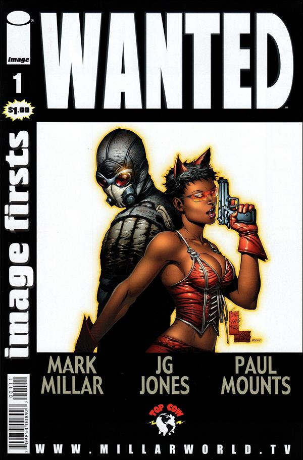 Wanted (2003) 1-O by Top Cow
