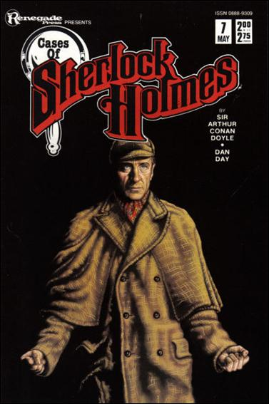 Cases of Sherlock Holmes 7-A by Renegade