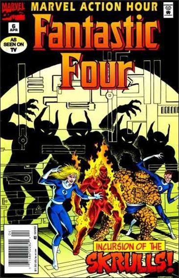 Marvel Action Hour, Featuring The Fantastic Four 6-A by Marvel