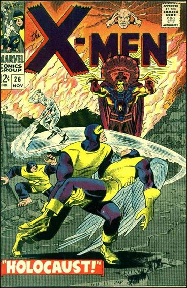 X-Men (1963) 26-A by Marvel