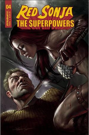 Red Sonja: The Superpowers 4-A