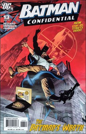 Batman Confidential 13-A