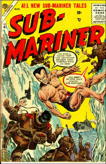 Sub-Mariner (1941) 41-A by Atlas