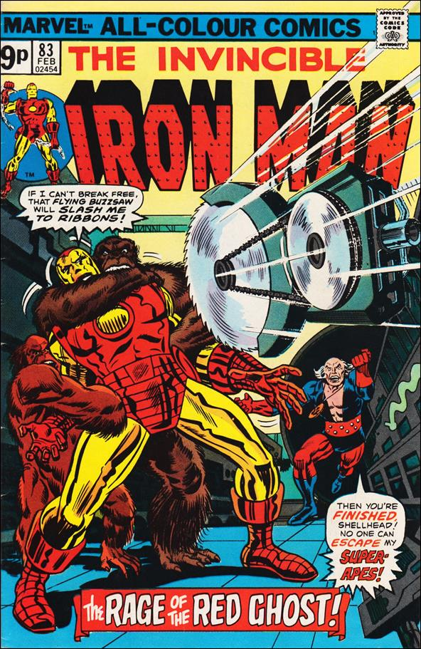Iron Man (1968) 83-B by Marvel
