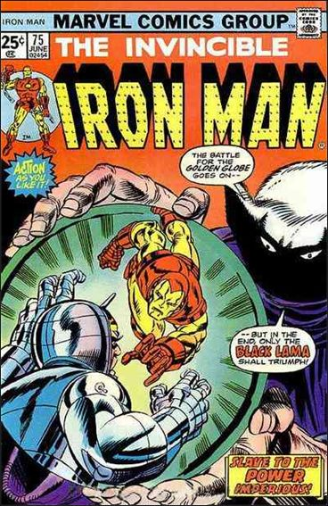 Iron Man (1968) 75-A by Marvel
