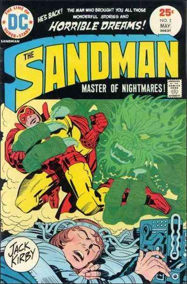 Sandman (1974) 2-A by DC