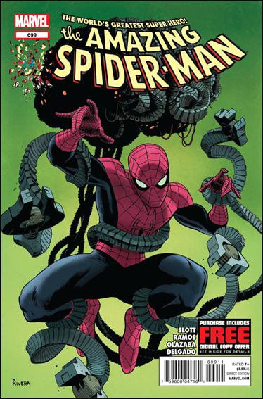 Amazing Spider-Man (1963) 699-A by Marvel