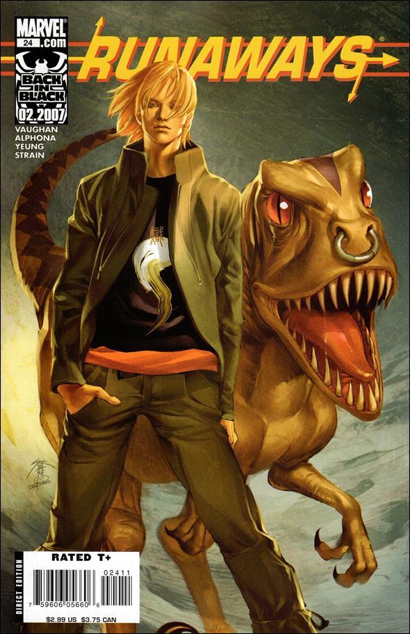 Runaways (2005) 24-A by Marvel