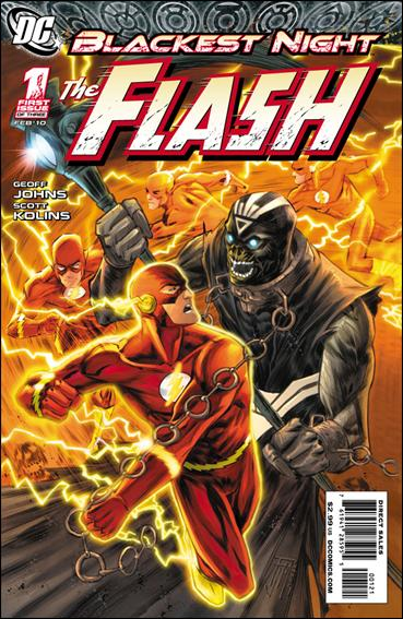 Blackest Night: The Flash 1-B by DC