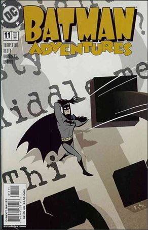 Batman Adventures (2003) 11-A