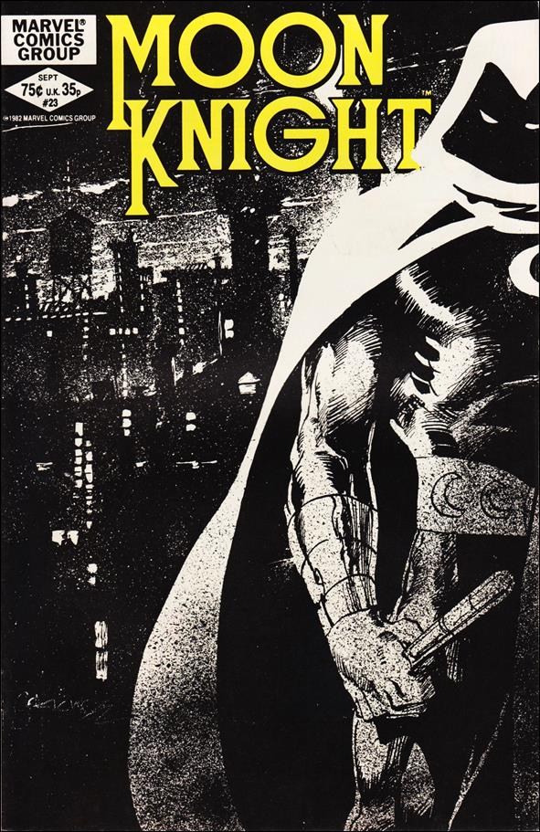 Moon Knight (1980) 23-A by Marvel