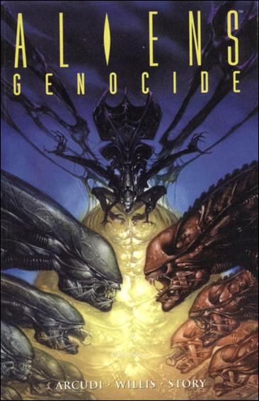 Aliens: Genocide 1-A by Dark Horse