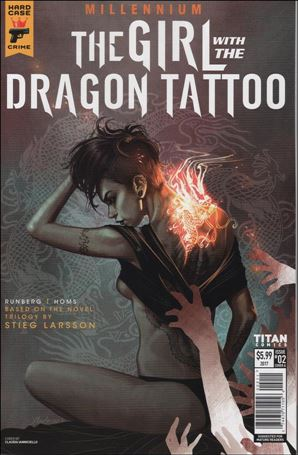 Millennium: The Girl With The Dragon Tattoo 2-A