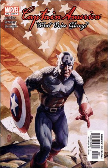 Captain America: What Price Glory 2-A by Marvel