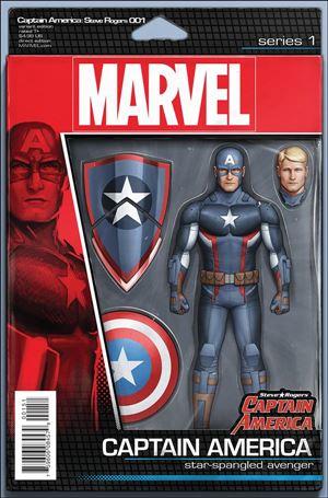 Captain America: Steve Rogers 1-F