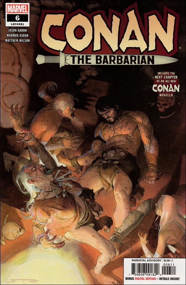 Conan the Barbarian (2019) 6-A by Marvel